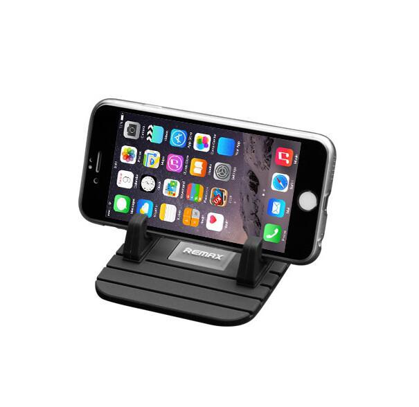 Thị trường đồ điện tử định vị  Remax vehicle mounted anti slip mat support Mini desktop dashboard g