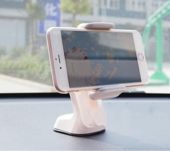 Thị trường đồ điện tử định vị  suction cup type creative plus iphone6s universal bracket for automo