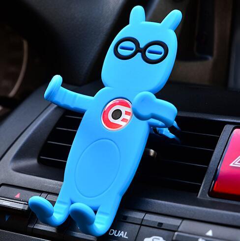 Thị trường đồ điện tử định vị  Vehicle mounted mobile phone holder car mobile phone holder car with
