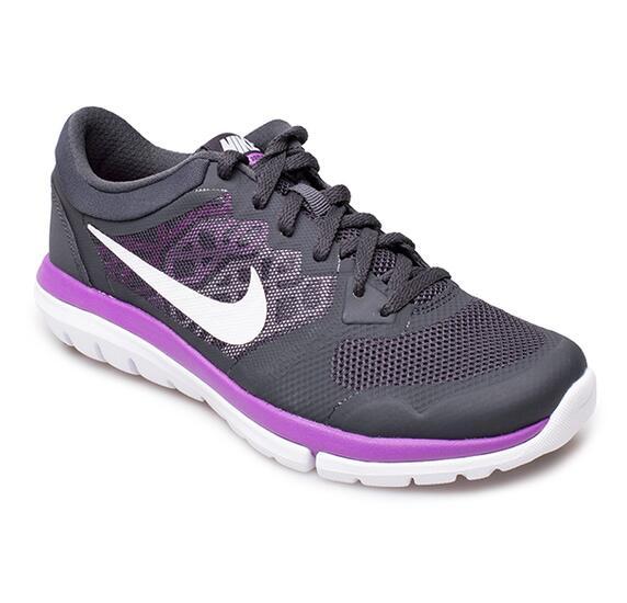 Giày chạy bộ NIKE zoom phối màu tím đen
