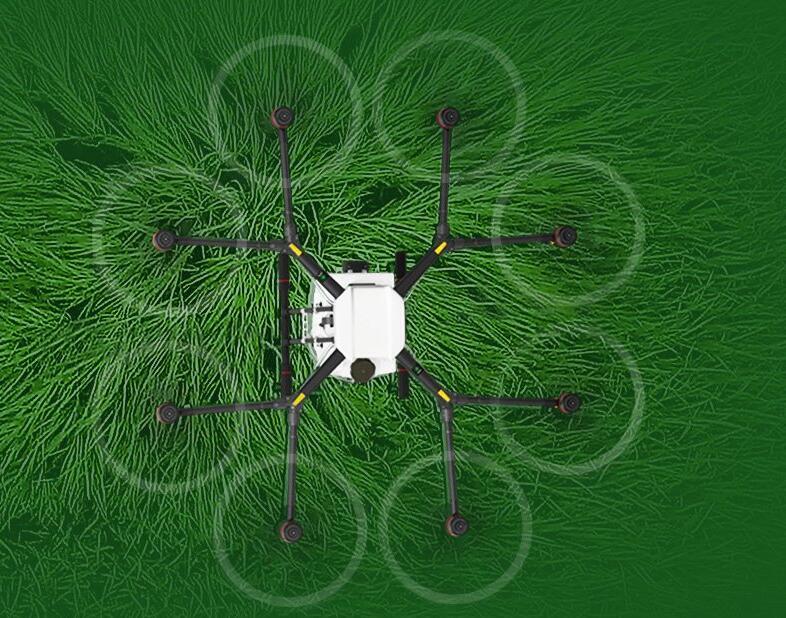 Máy bay phun thuốc trừ sâu điều khiển từ xa MG-1 cây nông nghiệp máy bảo vệ