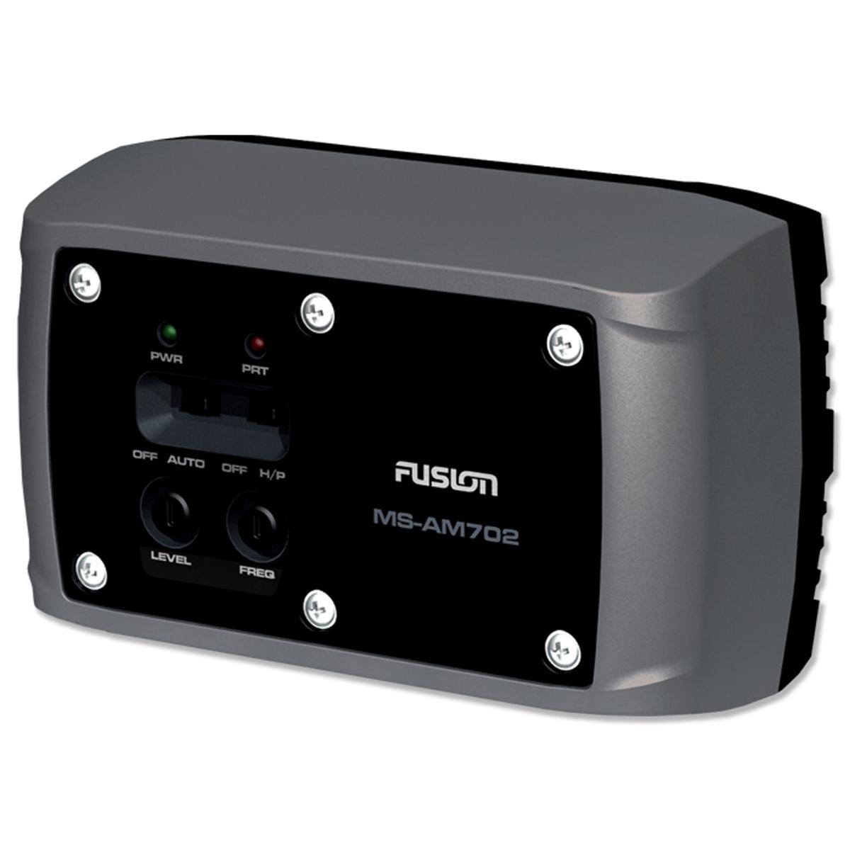 Fusion MS-AM702 Bộ khuếch đại biển nhỏ gọn 2 kênh 140 watt .