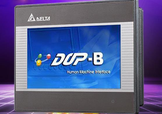 giao diện giữa người và máy ( HMI)  7 inch Delta chạm vào màn hình DOP-B07SS411 Industrial chạm vào