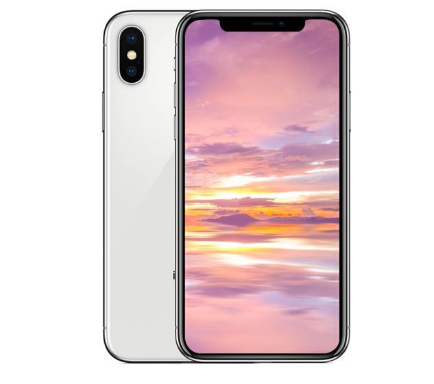 Apple apple X iPhoneX (iPhone 10) mobile silver full Netcom 256G