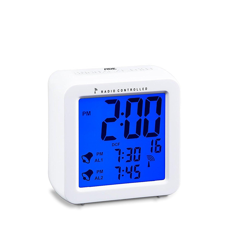 ADE radio báo động ck1701. Con số báo động Đưa radio đồng hồ, hai cái đồng hồ thời gian, chức năng v