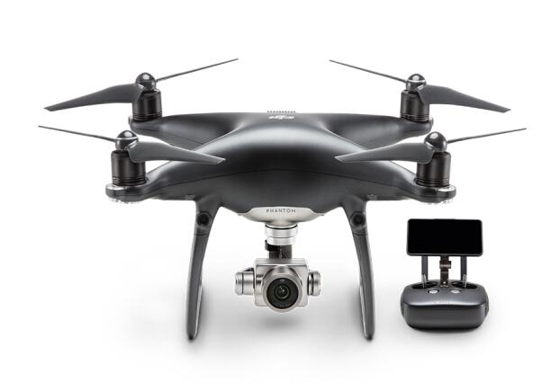 Đại Cương (DJI) tiên Phantom 4 Pro+ Midnight Edition 4K chuyên nghiệp thông minh Aerial máy bay khôn