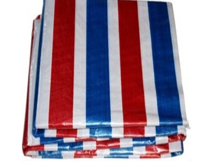 Công việc tuyệt vời làm vườn vải nhựa vải bạt nhựa bố phòng nước vải tricolor vải nhựa khăn vải bạt