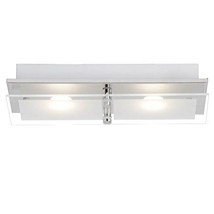 Brilliant Đèn LED / Đèn trần, tích hợp, 2 X 400 Lumens, 3000 K