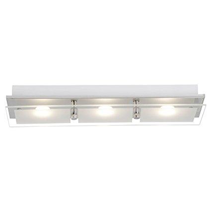 Brilliant Đèn trần LED, 3 Đèn, 3 X 5 W Tích hợp cố định LED
