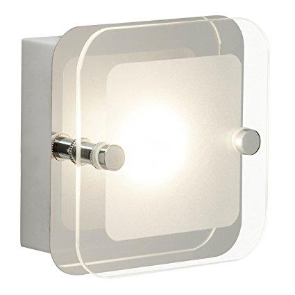 Brilliant Đèn LED Tường / Đèn Chiếu sáng Rực rỡ, 1 Đèn đốt, 1 x 5 W Tích hợp cố định LED, 1 x 400