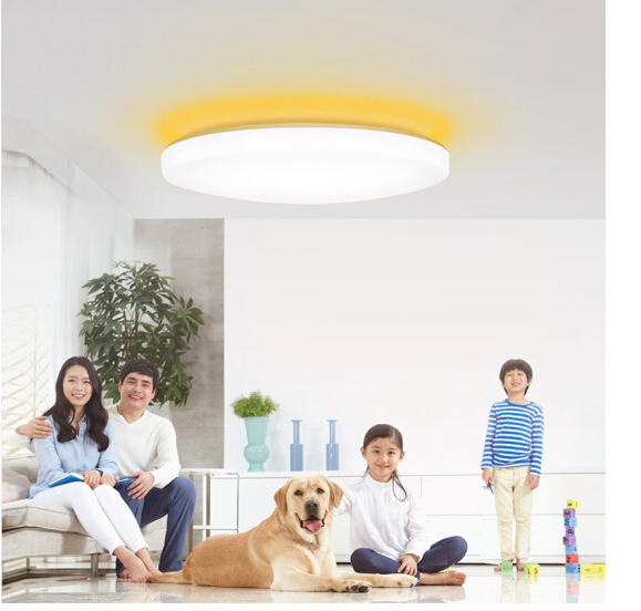 Eelight LED trắng tuyền, phòng khách, phòng hút hút đèn hướng dẫn thông minh ánh sáng đèn hướng dẫn