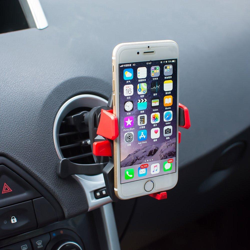 Phụ nữ xe gắn máy điều hòa tháo nước 360 ° quay bài trừ loại xe sử dụng điện thoại di động GPS khung