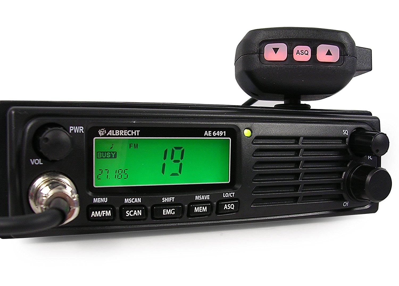 Những AE - 6491 Albrecht (12 / 24 nhiều điện áp (V) lấy túi radio.