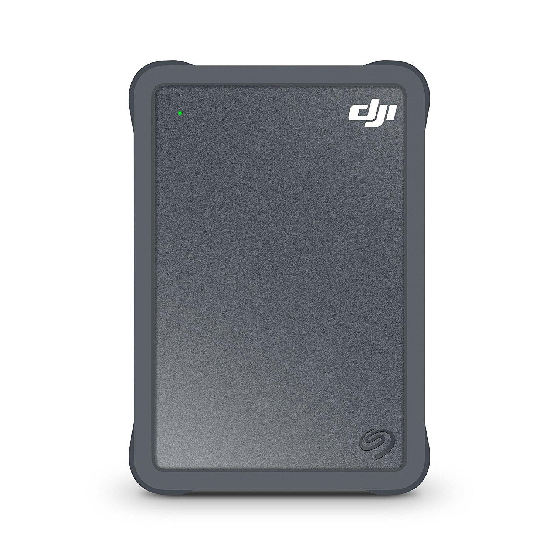 Seagate DJI FLY ổ đĩa cứng có thể áp dụng cho bữa tiệc drone – Portable ổ cứng đưa Micro thẻ nhớ SD.