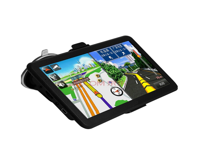 1 triệu Song Kuwait portable navigator car GPS Careland map electronic dog fixed speed machine with