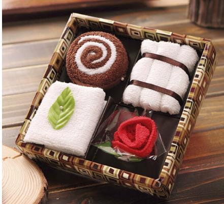 wuyouwuyu Công ty bánh quà tặng vật có Monogatari khăn năm sẽ hoạt động kết hôn với tay bạn gái bạn