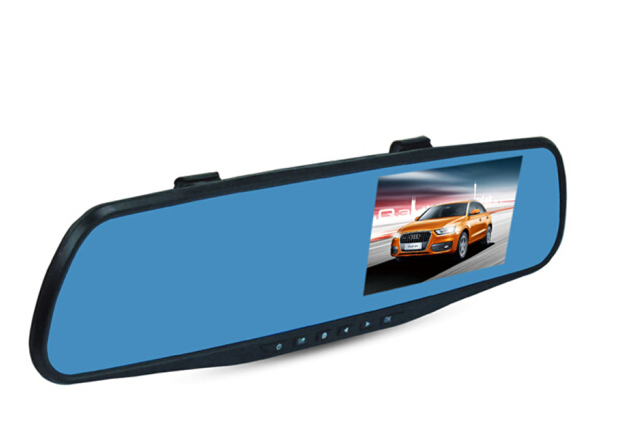 12 triệu Golden character H2, rear view mirror, front and rear double recorder, reversing, visual mo