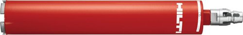 Hilti 00405841 DD-BI Wet Diamond Core Bit, 1 3/8-Inch Diameter, 17-Inch Length