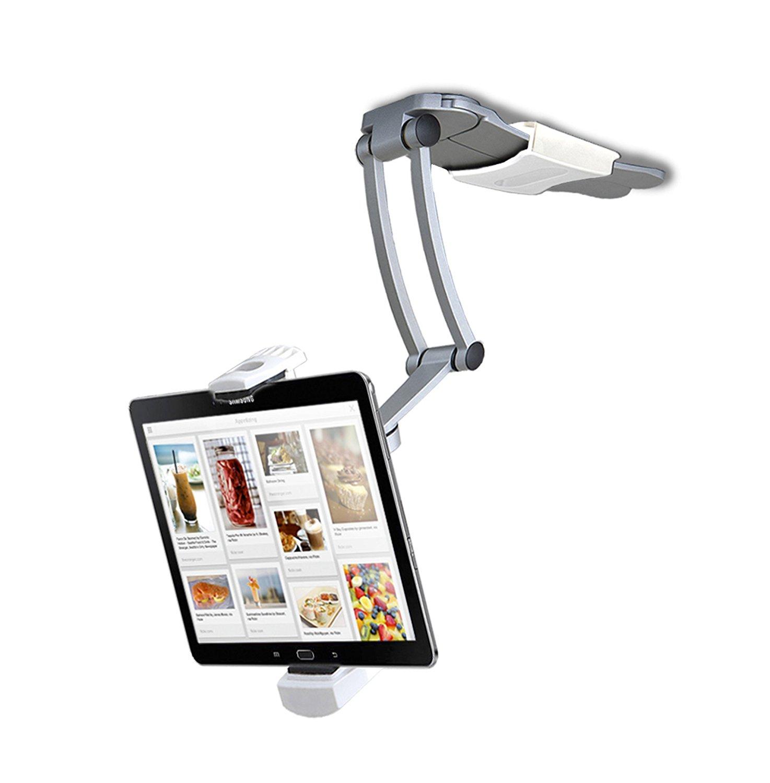 Máy tính bảng- Laptop  CTA Digital combo bếp tường phù hợp với iPad Air iPad Mini, giá, Surface chờ