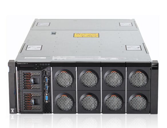 Lenovo Liên tưởng (Lenovo) máy chủ IBM X3850X6 khung 4U cao cấp kiểu cấu hình máy phục vụ: hai viên