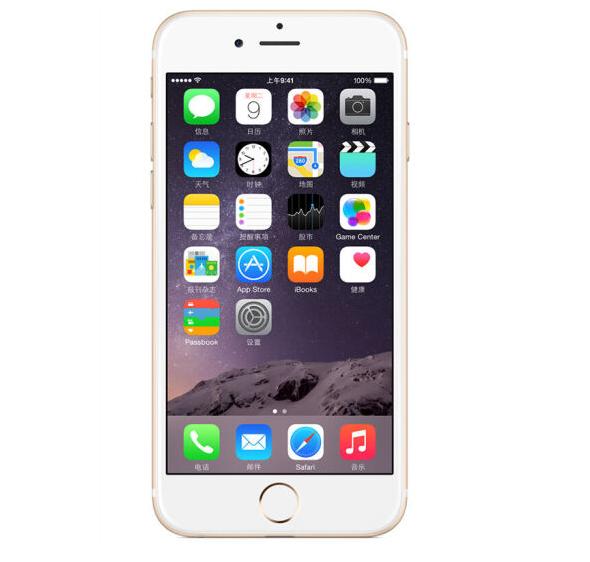 Điện thoại Apple iPhone 6 / 32G / màu vàng