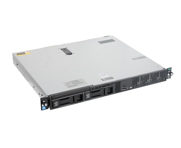 HP Hewlett - Packard (HP) DL20 Gen9 1U I3 máy chủ máy chủ 7100 () 8G Memory +1T cứng.