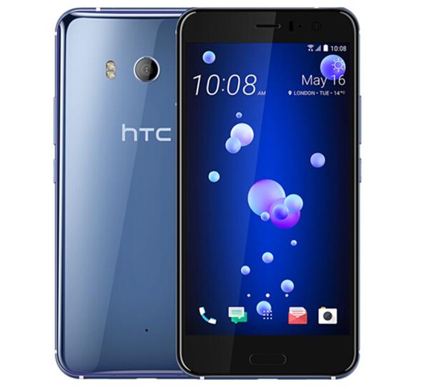 HTC U11 tất cả điện thoại thông minh 4G bạc (6G+128G)
