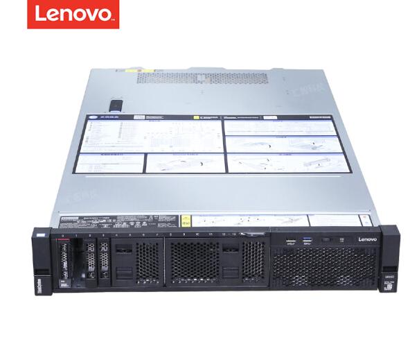 Lenovo Liên tưởng (Lenovo) ThinkSystem SR650 máy phục vụ máy 2U 8SFF 1 viên huy chương đồng 3104 6 1