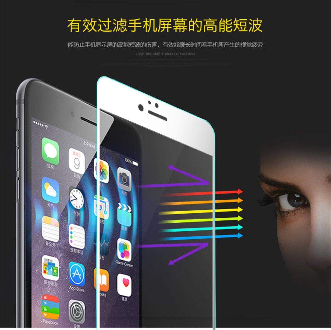 YOCY tinh thể không được áp dụng trong loạt phim iPhone6 kính chống đạn. 6S phòng màu xanh bao phủ t