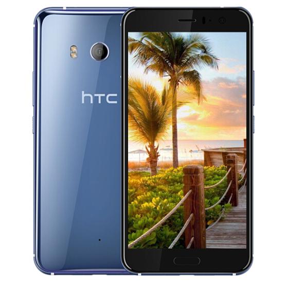 Điện thoại HTC U11 bạc cả (6GB+128GB)