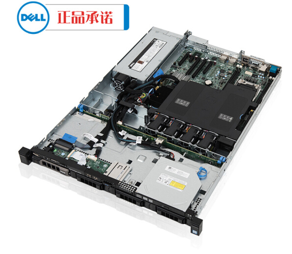 DELL DELL Dell R430 1U ERP máy chủ máy chủ có thể được nâng cấp H730 mảng thẻ 1 viên E5-2603V4 6 45