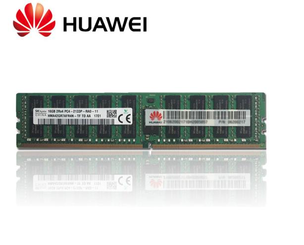 huawei Huawei (HUAWEI) bộ nhớ máy phục vụ 16GB -DDR4 RDIMM-16GB-288pin-0.9ns-2133000KHz-1.2V