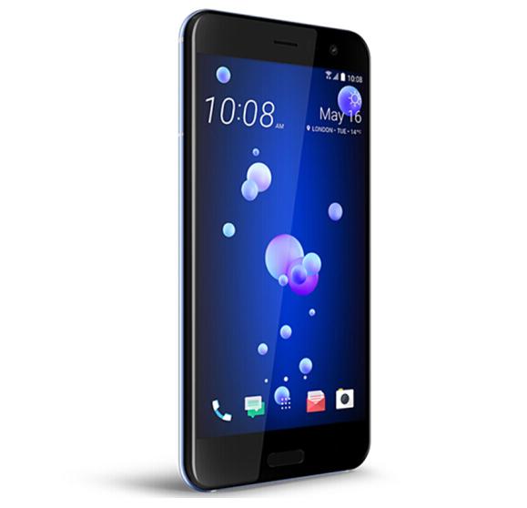 HTC U11 di chuyển khắp thẻ viễn thông đôi song ở bạc (6G+128G)