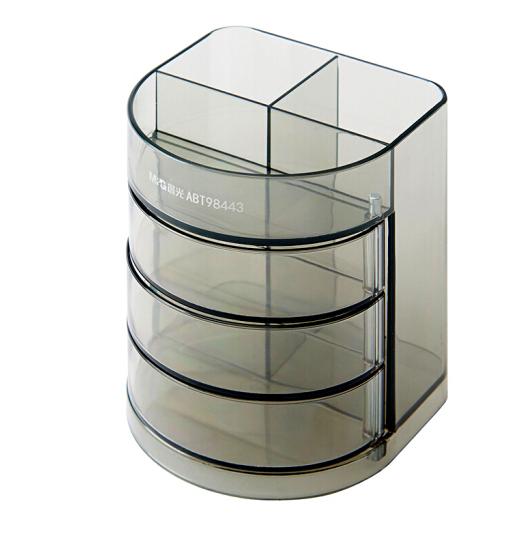 M&G Ánh nắng ban mai (M&G) sáng tạo ống đựng bút vuông / tròn màn hình ống đựng bút sáng tạo kết