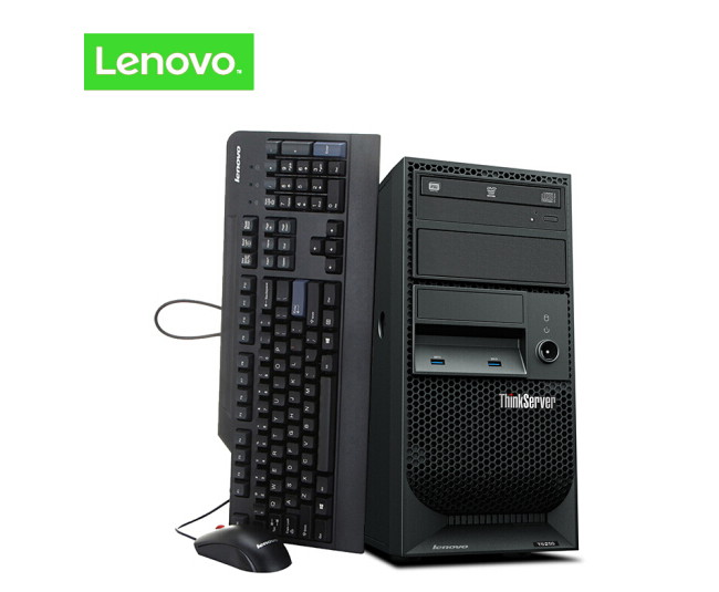 Lenovo Liên tưởng (Lenovo) ThinkServer TS250 máy phục vụ máy E3-1225V6 4G / 1T