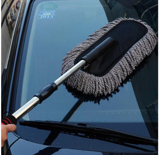 Bàn chải vệ sinh chuyên dùng cho xe hơi .