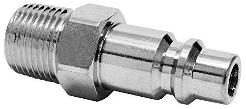 Hot Max 28019 Industrial/Milton 3/8-Inch x 3/8-Inch Male NPT Plug