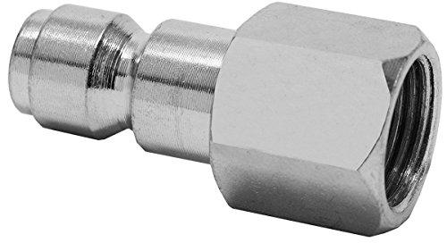 Hot Max 28016 Industrial/Milton 1/4-Inch x 1/4-Inch Female NPT Plug