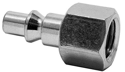 Hot Max 28036 Aro Compatible 1/4-Inch x 1/4-Inch Female NPT Plug