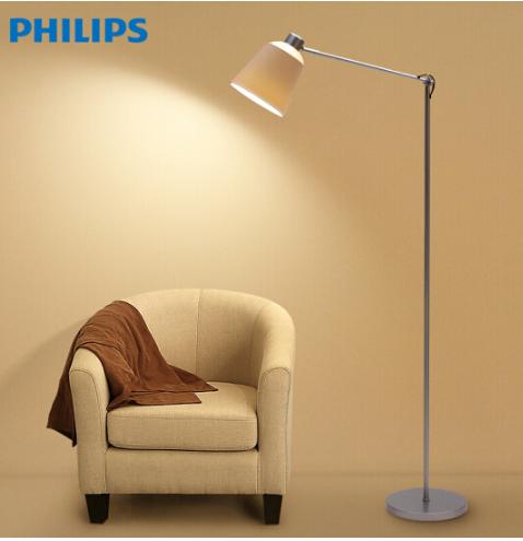 PHILIPS Philips LED Bắc Âu châu Âu phòng khách phòng ngủ giường đầy sáng tạo nghiên cứu kĩ trà đèn đ