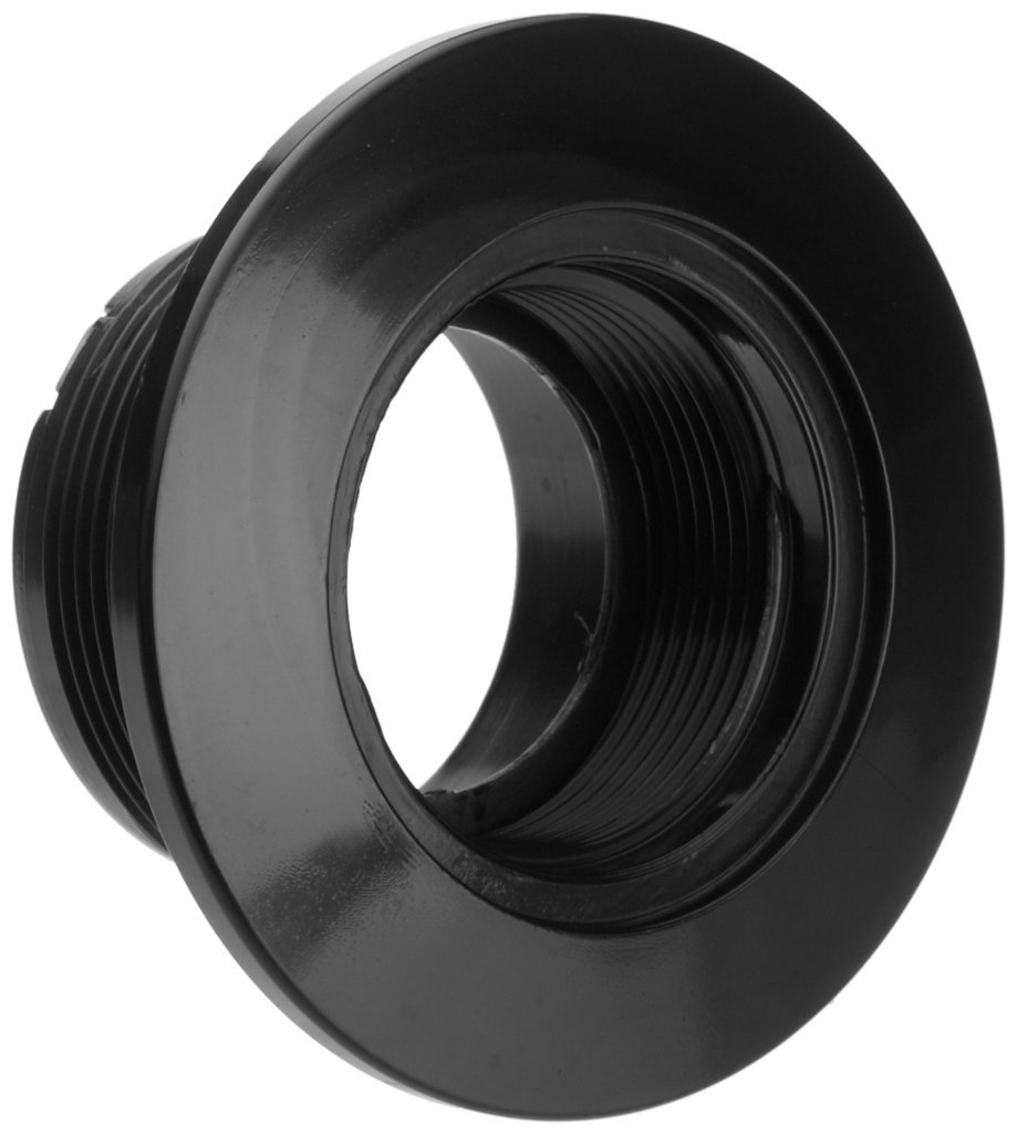 Hayward SP1022S50BLK 50-Pack Socket Black Vacuum Fitting Concrete Pool Receptacle, 1-1/2-Inch