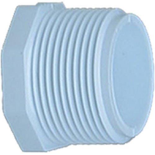 Genova Products 31815 PVC Sch. 40 Threaded Plugs, 1-1/2