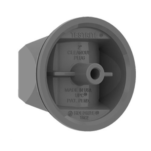 Holdrite TRC3 Cleanout Plug for Piping Systems