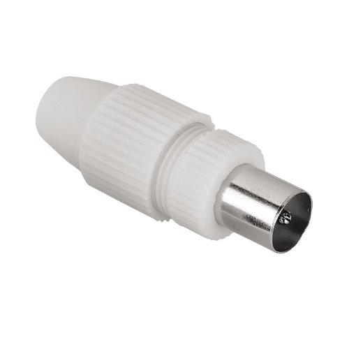 Hama 00044147 Coaxial Clamp Type Antenna Male Plug