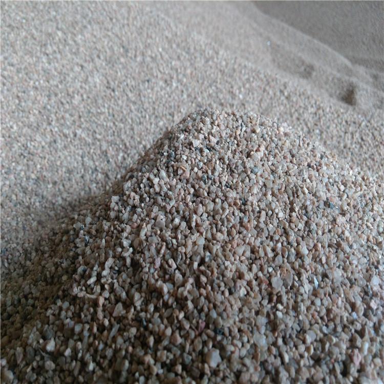 Xây dựng cát sông tự nhiên chất lượng cao kỹ thuật vữa nhà máy bán buôn trực tiếp phi kim loại cát s
