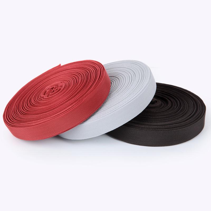 Sợi làm túi hành lý PP polypropylene mã hóa hạt mịn ba lô túi sideband đốm đen