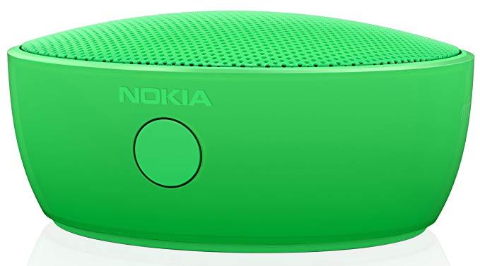Loa di động không dây Bluetooth / NFC có thể sạc lại của Nokia MD-12 với Microphone tích hợp cho điệ