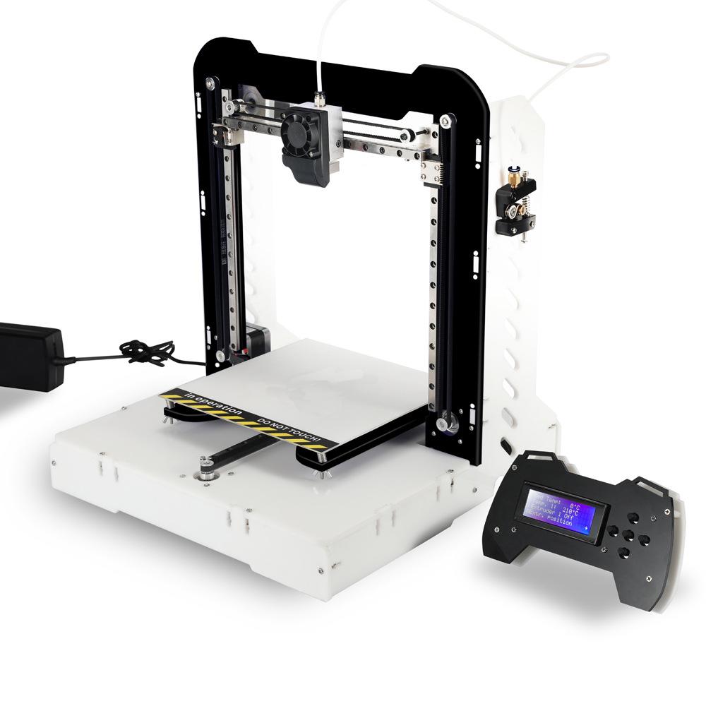 Nhà Đồ Chơi Giáo Dục Đào Tạo Máy Tính Để Bàn 3D Kích Thước Lớn Maker Máy In 3D DIY In Kit