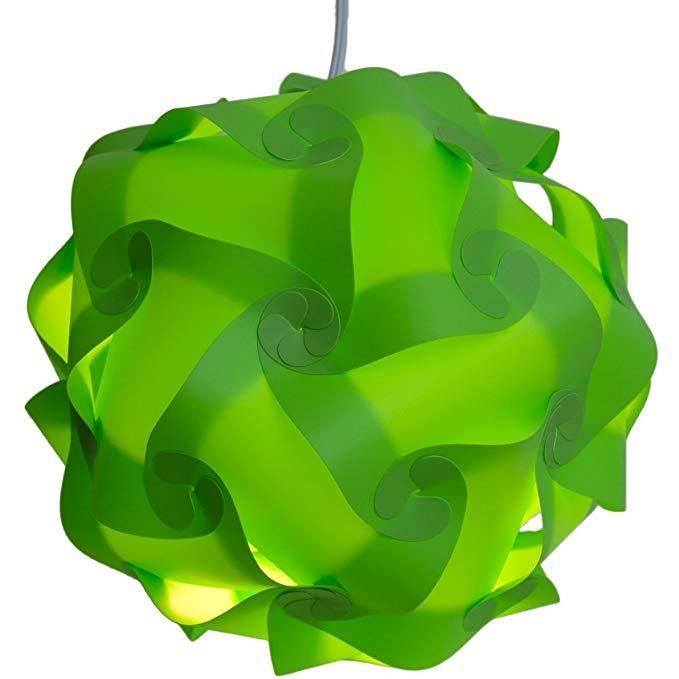 Lightingsky IQ Shade Đồ chơi từ DIY lắp ráp Puzzle Lights cho trang trí phòng