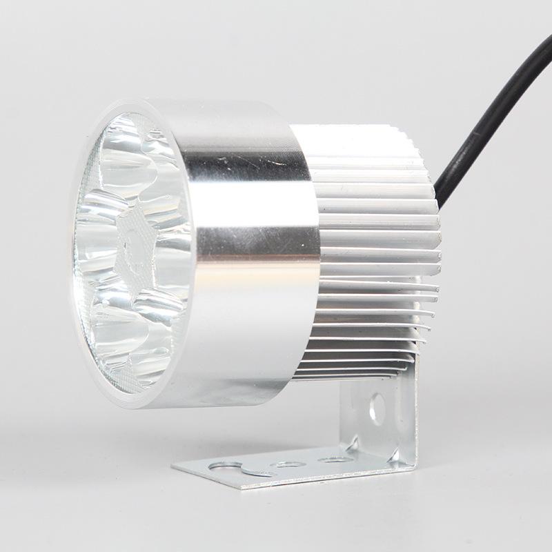 6 hạt cốc phản chiếu siêu sáng đèn xe điện xe máy xa và gần ánh sáng đèn LED